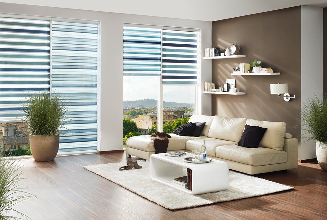 doppelrollo solan sonnenschutz f r innen und au en weltweite lieferung und montage. Black Bedroom Furniture Sets. Home Design Ideas